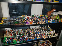 GENUINE Lego Minifigures from different themes! Star Wars, SuperHeroes, Harry Potter, Jurassic Park
