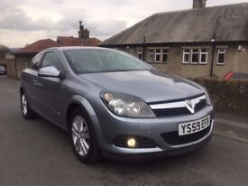 2010 Vauxhall Astra 1.4 i 16v SXi Sport Hatch 3dr + FULL SERVICE HISTORY + LOW MILES