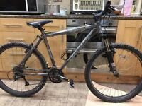 "claud butler Cape Warth Mountain Hybrid bike. 19"" Frame. 26"" Wheels 27 gear. aluminium."