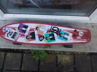 Good Condition One Direction Cruiser Skateboard