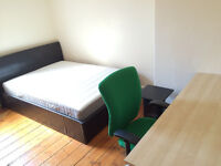 A large furnished double bedroom - ALL BILLS INCLUDED!!