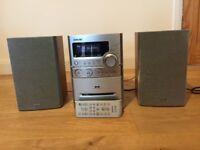 Sony DAB HIFI Compact Stereo