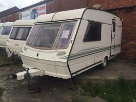 2 BERTH ABBEY GTS WITH END EXTRAS MORE IN S