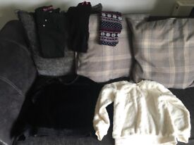 Girls age 8-9 clothes bundle in great condition