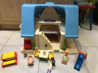 Little tikes vintage play house