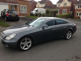 Mercedes CLS 320 CDI 7G Tronic - 57 Plate