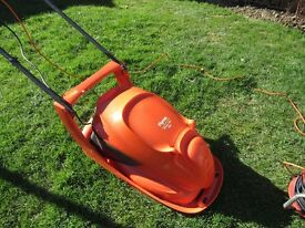 lawnmower good clean working order