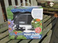 Bermuda 1000lt. Pond Pump