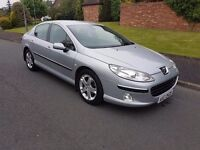 PEUGEOT 407 2.0 HDI FOR SALE