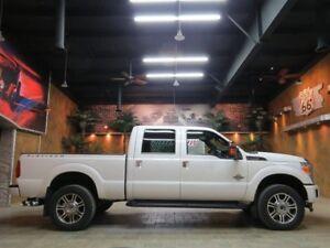 2014 Ford F-350 ** DIAMOND WHITE PLATINUM !! **