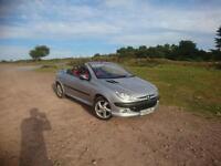 Peugeot 206cc 2.0