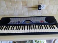 Casino keyboard no stand