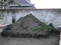 Top soil free for pick up