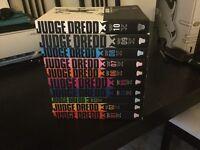 Judge Dredd comic book/novels