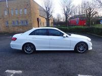 Mercedes-Benz E Class E250 Cdi Amg Line Saloon Auto Diesel 0% FINANCE AVAILABLE