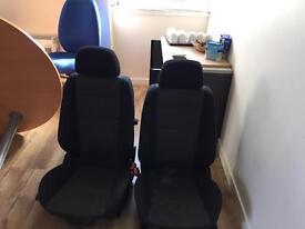 2 MK5 ASTRA SEATS 5 door or VAN