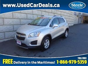 2015 Chevrolet Trax LT 2LT AWD Fully Equipped Alloys