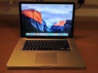 Macbook Pro 15inch 2011 Late