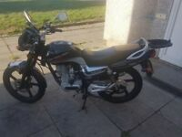lexmoto 125