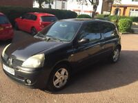 Renault Clio 1.2 EXTREME 16v Petrol Manual with 1 YEAR MOT