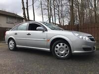 Vauxhall Vectra 2007 Long Mot Low Miles Cheap Big Car For Quick Sale !!!