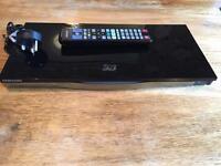 Samsung 3D Blu Ray player