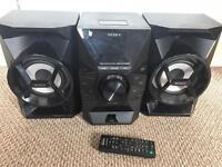 Sony CD player / Docking Station
