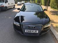 Audi A8 lwb top of renx