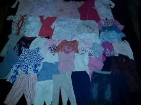 Huge Bundle Girls 12-18m Clothes