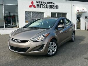 2015 Hyundai Elantra GL; No accidents
