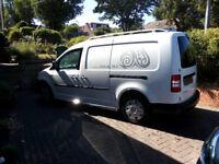 VW Volkswagen Caddy Maxi Campervan 2012