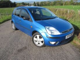 Ford Fiesta 1.4 Zetec in STUNNING CONDITION Years MOT VGC. NOW ONLY £1675