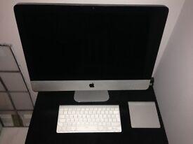 """Apple iMac 21.5"""" mid 2011 i5 400gb ram 500gb hard drive"""