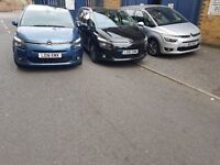 UBER READY 7 SEATER CAR HIRE UBER XL CAR HIRE £160 FORD GALAXY PCO RENT LOW DEPOSIT PCO CAR RENT