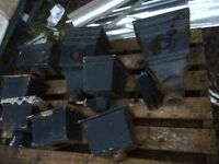 Ogee - Cast iron guttering and hoppers