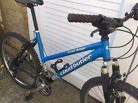 Claud Butler Trailridge 7005 ladies mountain bike