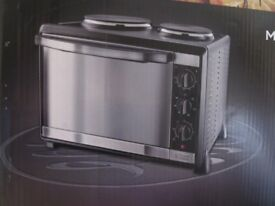 Russell Hobbs Mini Oven, Hob and Grill