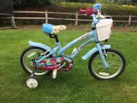 "Girls 16"" 'Cherry Lane' Bike VGC"