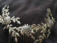 Stunning Bridal Headpieceby Stephanie Browne