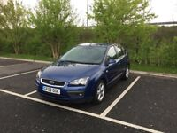 FORD FOCUS 1.6 PETROL ONLY 40000 MILEAGE SERVICE HISTORY NEW MOT