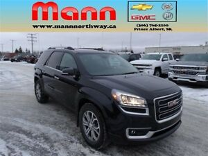 2015 GMC Acadia SLT1 - Sunroof, Remote start, Tri-zone climate c