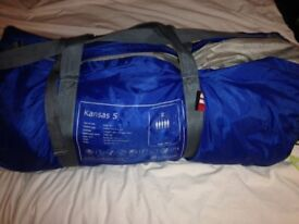 Outsell Kansas 5 (5 person) (I have more tents, see description)