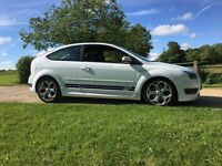 Focus st - Frozen white - Immaculate - must see