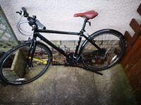 """Ridgeback Hybrid Bike 17"""" 24 Gear"""