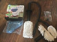 X5 steam mop accessories