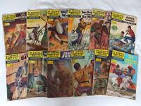 Classics Illustrated Set B (Early 1960s)
