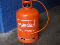 Calor Gas bottle (FULL) 13 KG & Adapter
