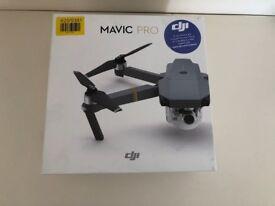 Brand New Sealed - DJI Mavic Pro 4K Drone