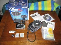 Sea & Sea DX1200 HD Dive Camera and Underwater Housing