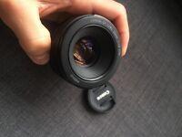 CANON EF 50 mm f/1.8 STM Standard Prime Lens - LIKE NEW